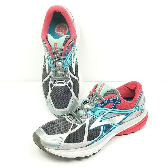 designer fashion 42e8d 9ead2 Brooks Ravenna 7 Womens Size 10 Running Shoes